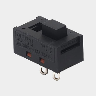 SS3014F01-2 Electrical slide switch