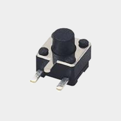 TS45HE 3 Pin Tact Switch