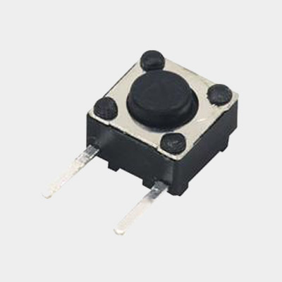 TS66HF 2 Pin Tactile Switches