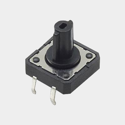 TSJ1212 through hole tact switch