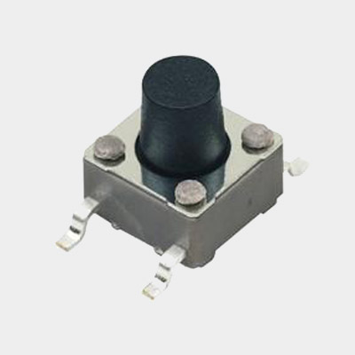 TSTP66H-1.0 SMT/SMD Tactile Switches