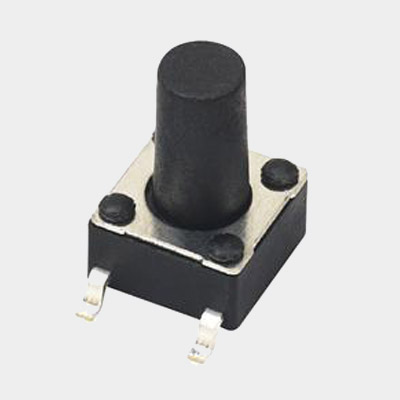 TSTP66H-6 tactile pushbutton switch