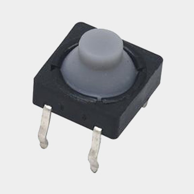 TSX8855S Tact Switch with conducting rubber cap